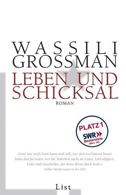 Leben und Schicksal als Taschenbuch von Wassili Grossman