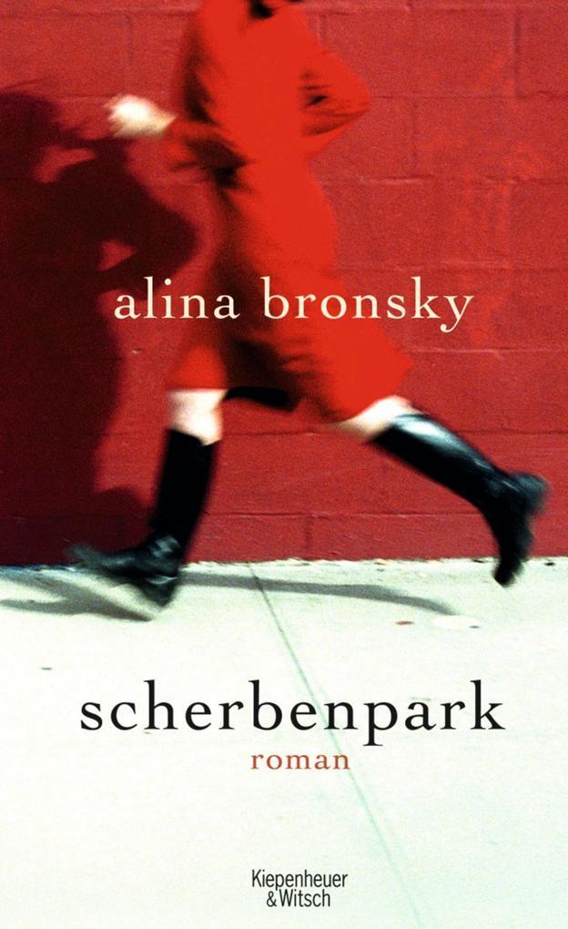 Scherbenpark als Buch von Alina Bronsky
