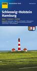 ADAC BundesländerKarte Deutschland 01. Schleswig-Holstein und Hamburg 1 : 250 000