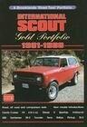 International Scout, 1961-1980 Gold Portfolio