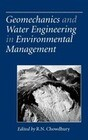 Geomechanics and Water Engineering in Environmental Management