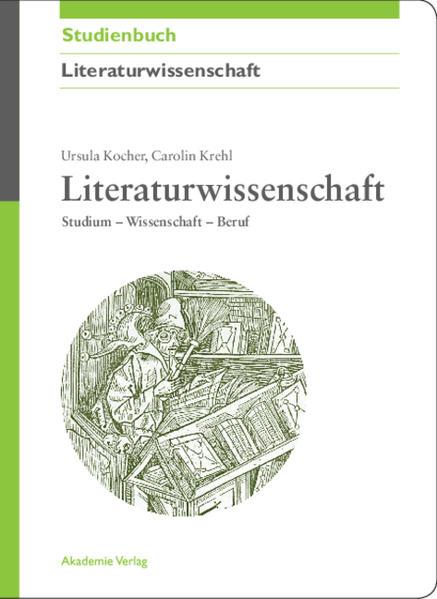 Literaturwissenschaft als Buch (gebunden)
