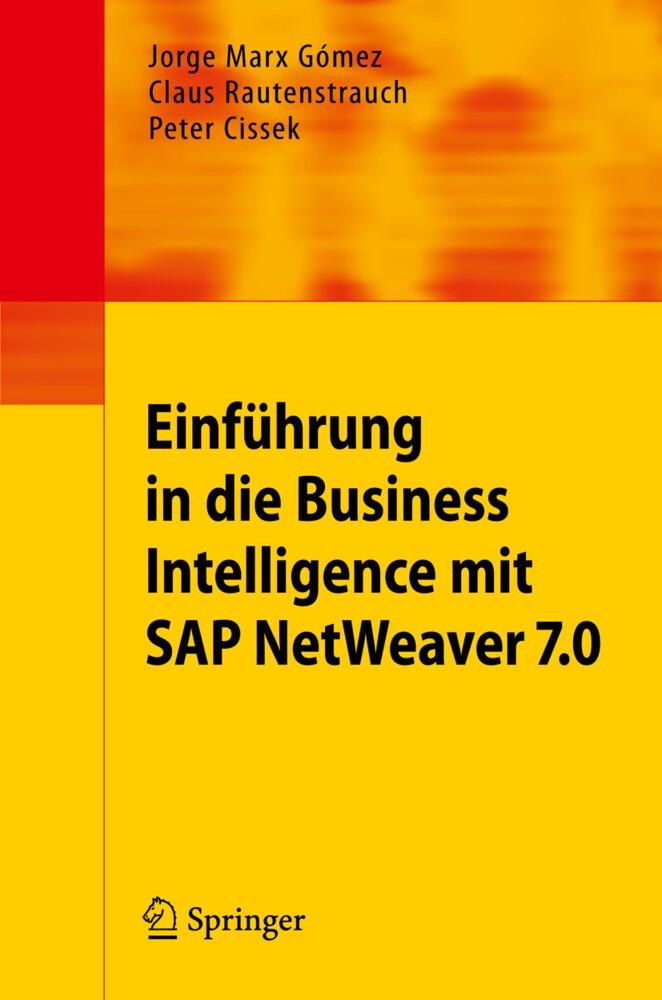 Einführung in Business Intelligence mit SAP NetWeaver 7.0 als Buch