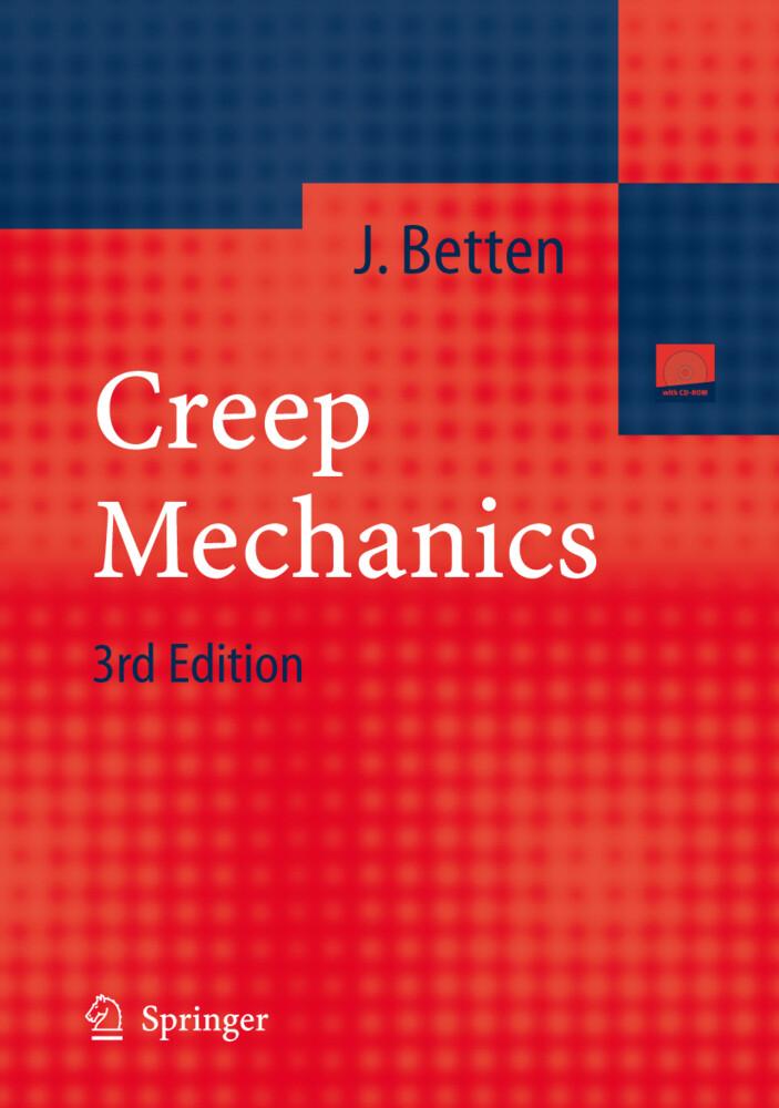 Creep Mechanics als Buch