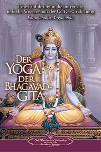 Der Yoga der Bhagavad Gita als Buch