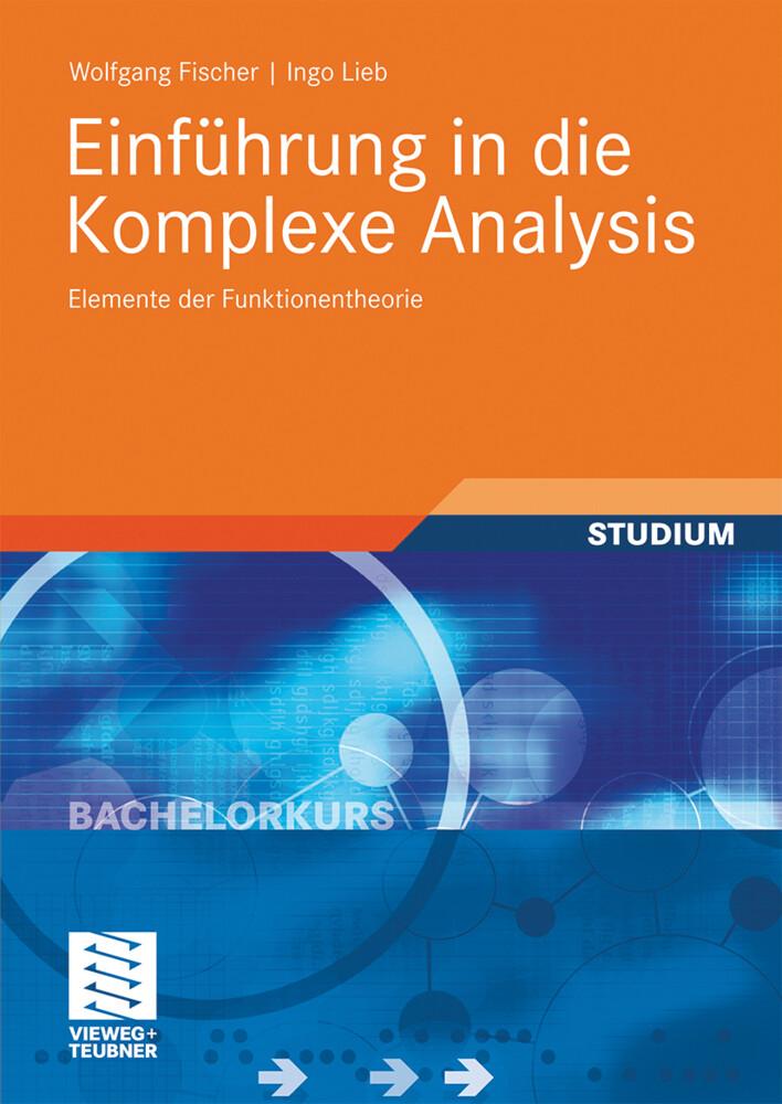 Einführung in die Komplexe Analysis als Buch