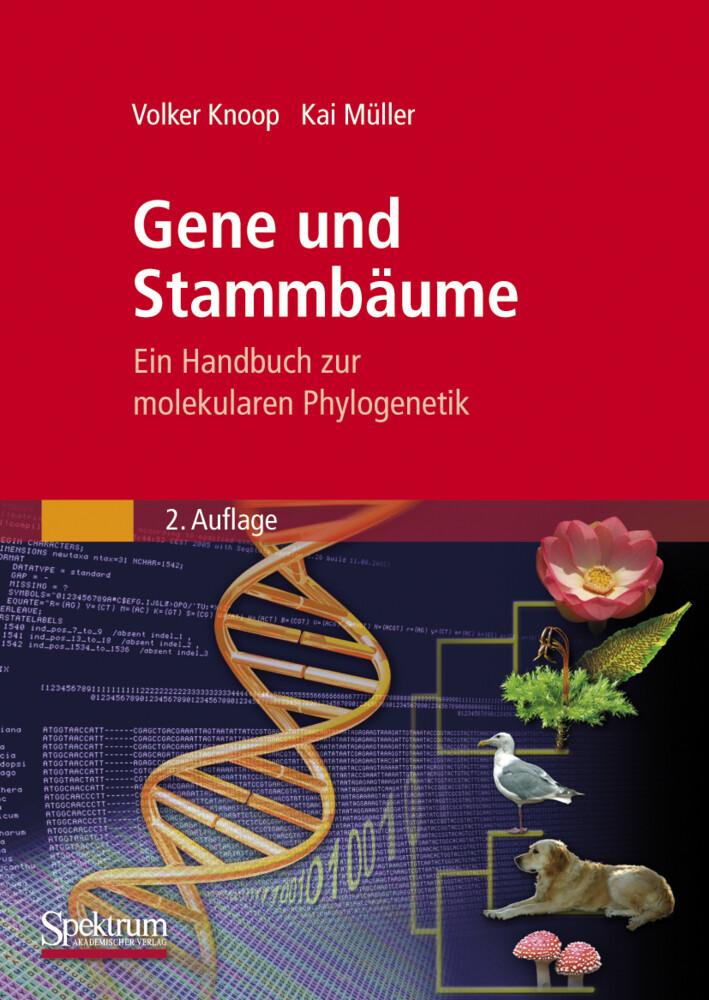 Gene und Stammbäume als Buch von Volker Knoop, Kai Müller