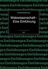 Webwissenschaft - Eine Einführung