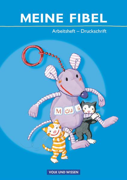 Meine Fibel 2009. Arbeitsheft in Druckschrift. Neubearbeitung als Buch (kartoniert)