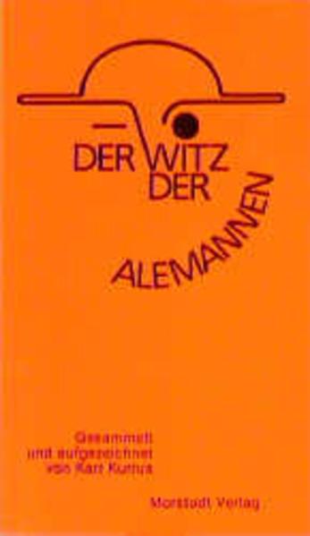 Der Witz der Alemannen als Buch von Karl Kurrus