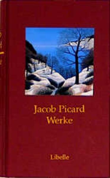 Werke als Buch von Jakob Picard