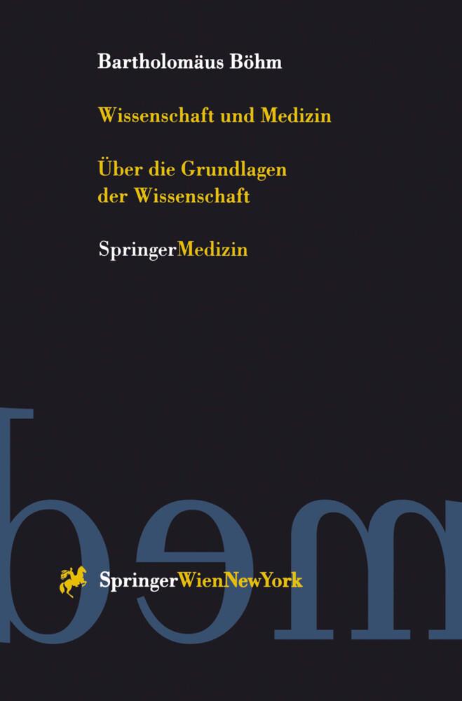 Wissenschaft und Medizin als Buch von Bartholomäus Böhm