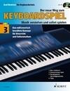 Der neue Weg zum Keyboardspiel 3. Ausgabe mit CD
