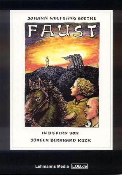 Johann Wolfgang Goethe - Faust als Buch