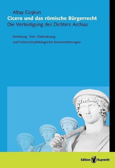 Cicero und das römische Bürgerrecht als Buch