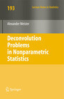 Deconvolution Problems in Nonparametric Statistics