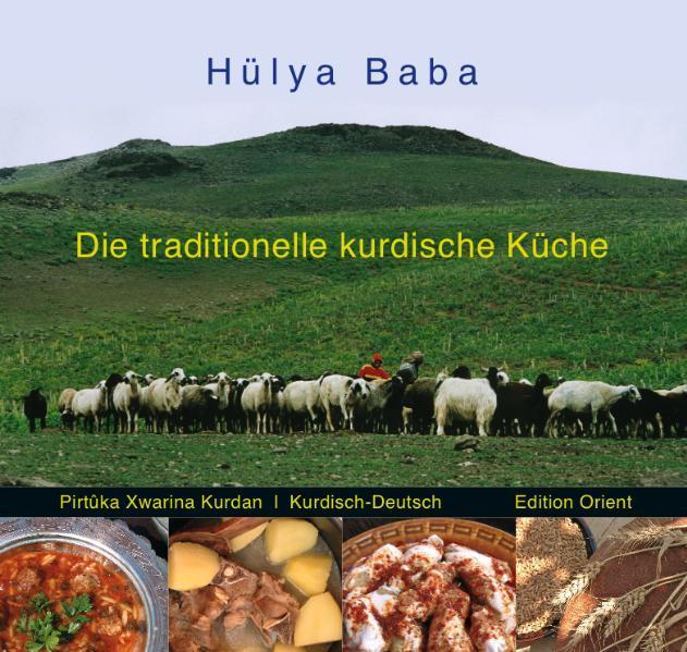 Die traditionelle kurdische Küche als Buch
