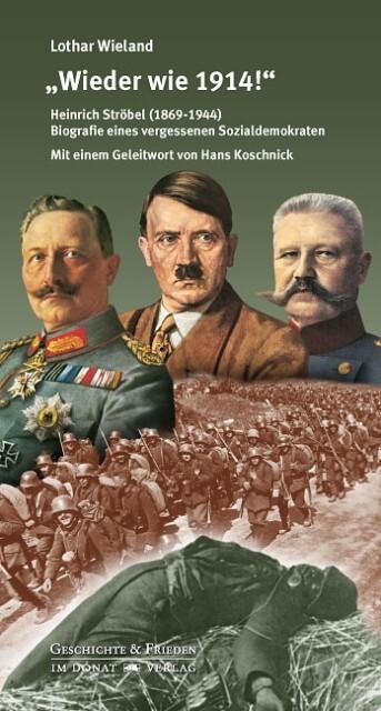 Wieder wie 1914! als Buch von Lothar Wieland