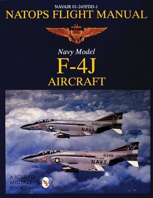 Natops Flight Manual F-4j als Taschenbuch