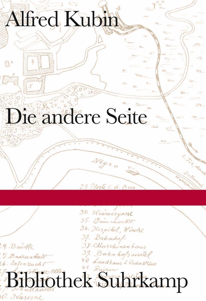 Die andere Seite als Buch von Alfred Kubin, Josef Winkler