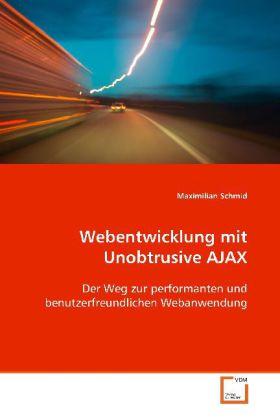 Webentwicklung mit Unobtrusive AJAX als Buch vo...