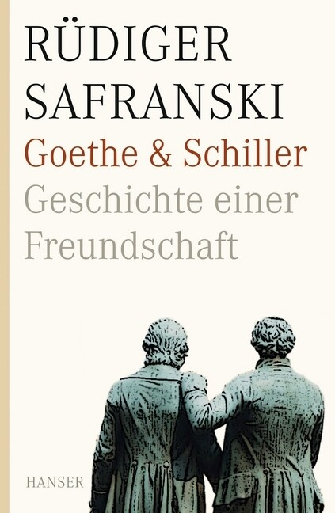 Goethe und Schiller. Geschichte einer Freundschaft als Buch