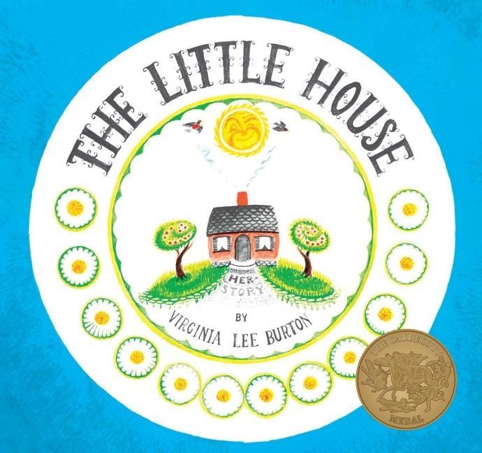 The Little House als Buch (kartoniert)