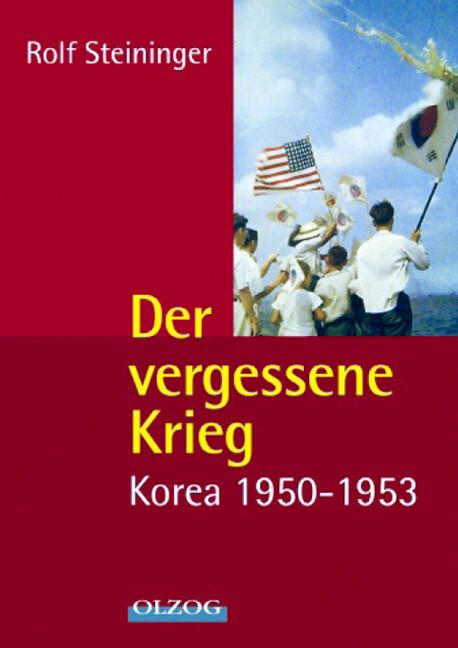 Der vergessene Krieg als Buch (kartoniert)