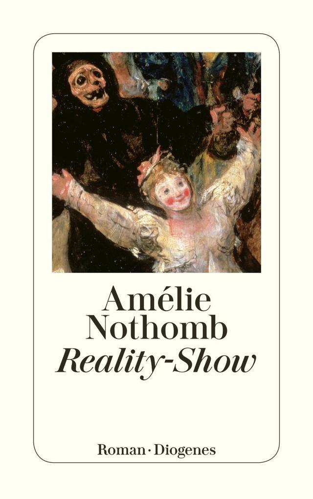 Reality-Show als Taschenbuch