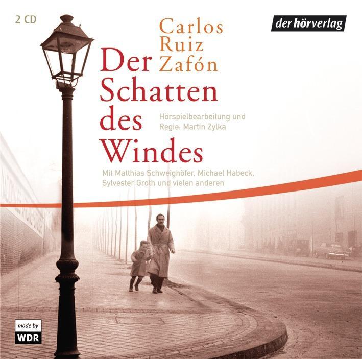 Der Schatten des Windes als Hörbuch