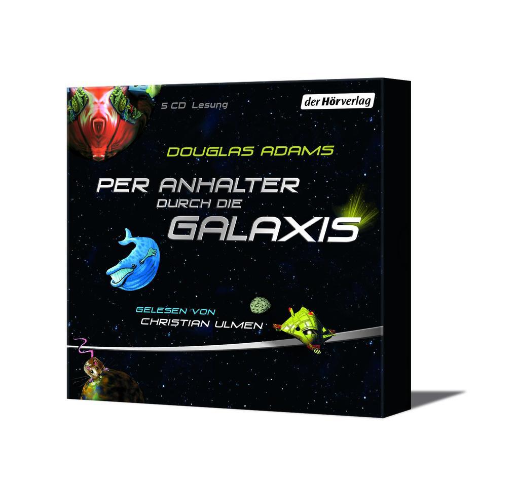 Per Anhalter Durch Die Galaxis Ebook
