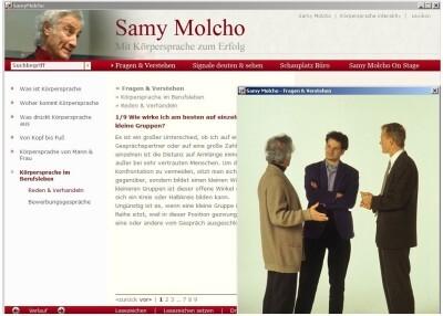 Samy Molcho Ebook
