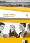 Línea amarilla 4. Spanisch als 2. Fremdsprache. Grammatisches Beiheft