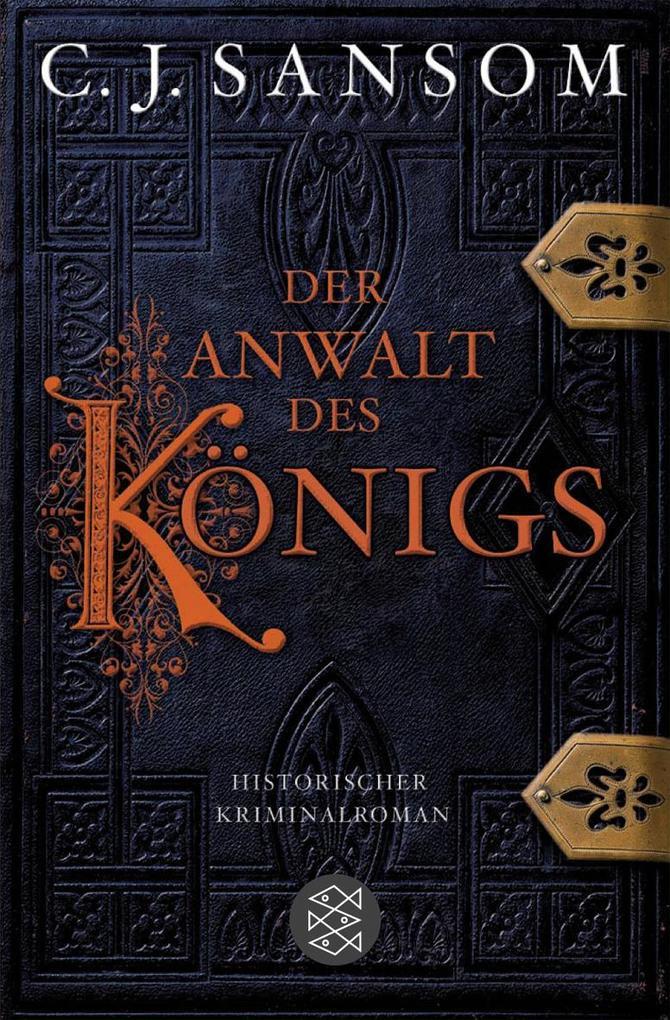 Der Anwalt des Königs als Taschenbuch