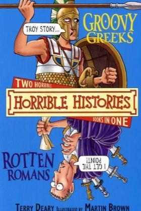 Groovy Greeks and the Rotten Romans als Taschenbuch