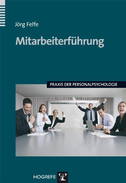 Mitarbeiterführung als Buch (gebunden)