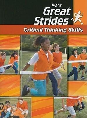 Rigby Great Strides Critical Thinking Skills als Taschenbuch