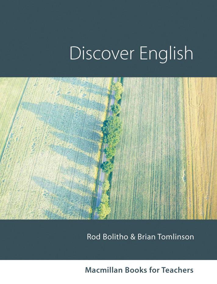 Macmillan Books for Teachers: Discover English als Buch