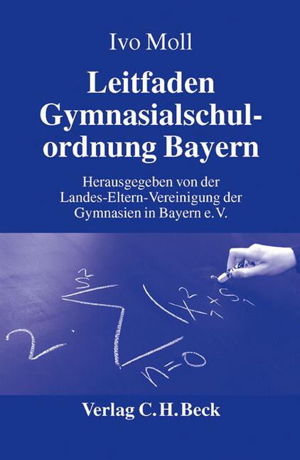 Leitfaden Gymnasialschulordnung als Buch