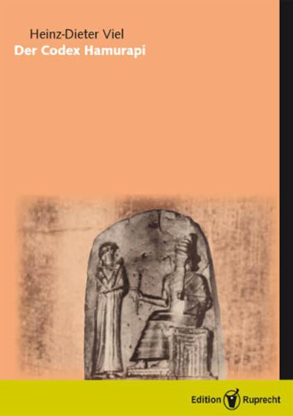 Der Codex Hammurapi als Buch