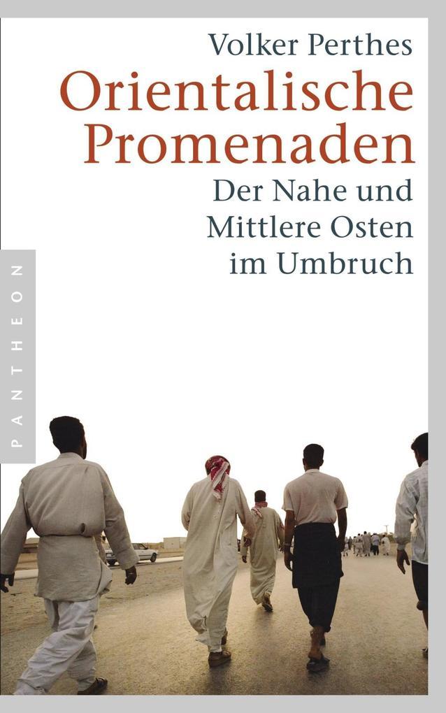 Orientalische Promenaden als eBook