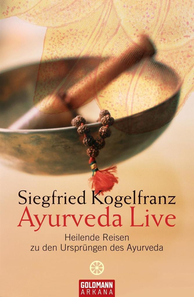 Ayurveda Live als eBook epub