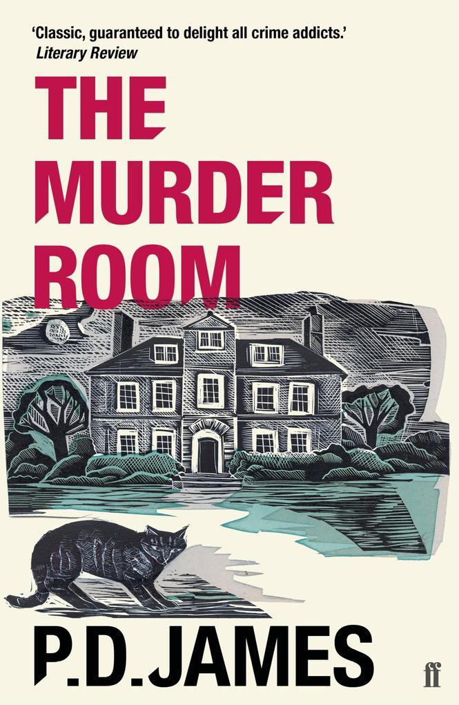 The Murder Room als eBook