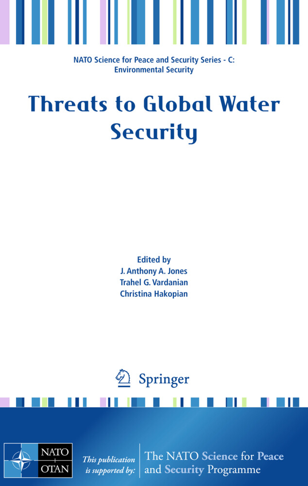 Threats to Global Water Security als Buch von