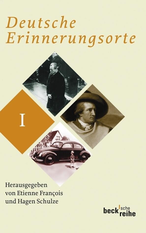 Deutsche Erinnerungsorte 1 als Taschenbuch