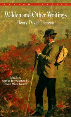 Walden and Other Writings als Taschenbuch