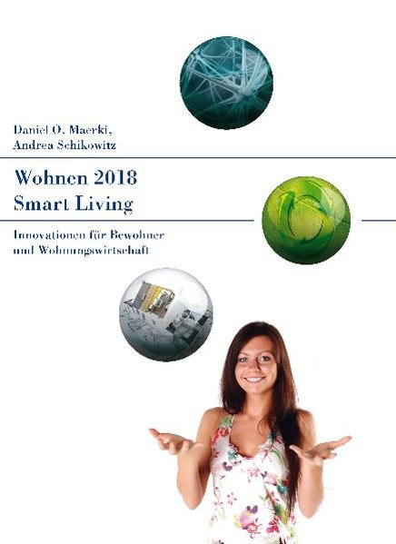 Wohnen 2018 - Smart Living als Buch