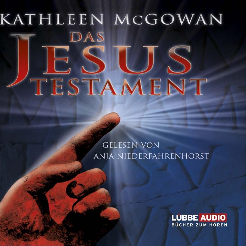 Das Jesus-Testament als Hörbuch Download