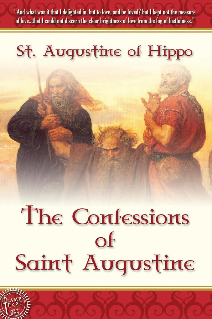 The Confessions of Saint Augustine als Buch