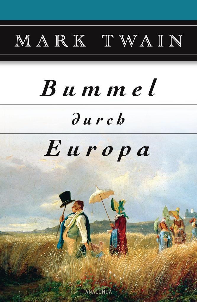 Bummel durch Europa als Buch
